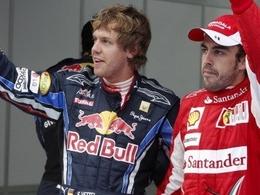 Ferrari lorgne déjà sur Sebastian Vettel
