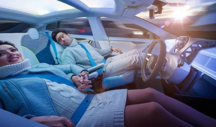 La voiture autonome pourrait favoriser la vente d'alcool