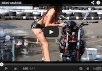 Bikini Wash: tout un poème (vidéo)