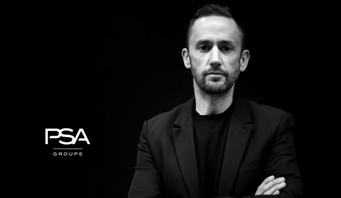 Peugeot: Matthias Hossann est le nouveau patron du design, Gilles Vidalquitte PSA