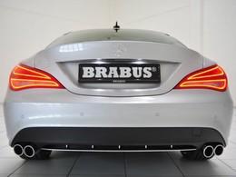 Brabus s'attaque à la Mercedes CLA