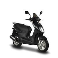 Nouveauté scooter 2012 : Sym Simply 50 cm3