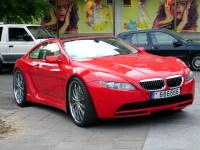 BMW Série 6 Spéciale : Collagène Lituanian Style
