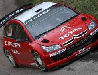 WRC: Monte Carlo D.2: Double chevron