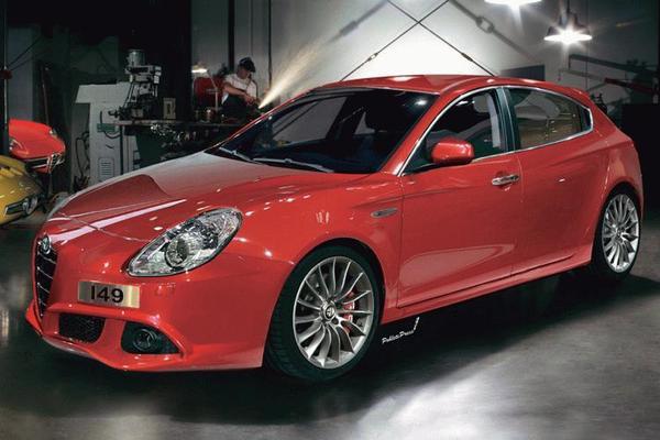 Future Alfa Romeo Milano : les italiens la voient comme ça