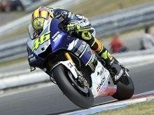 Moto GP – Grande Bretagne J.1: Valentino Rossi satisfait mais toujours en retrait