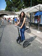 J'ai testé pour vous le Segway à Paris Plages !