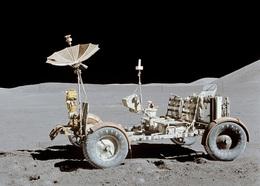 Réponse à la question du jour n ° 26 - Quel est le nom de la seule auto qui ait roulé sur la lune ?