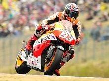 Moto GP – Grande Bretagne J.1: Marc Marquez prend la mesure de la piste