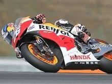 Moto GP - Grande Bretagne J.1: Dani Pedrosa a du mal avec la piste