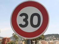 Les villes françaises bientôt limitées à 30km/h?