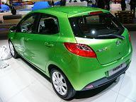 Video: Nouvelle Mazda 2 en direct de Genève