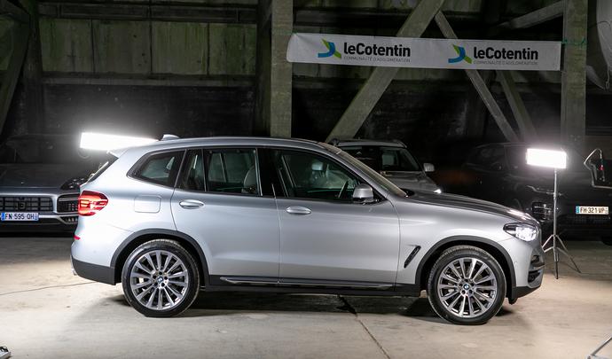 BMW X3 PHEV : efficience assurée - salon de l'auto Caradisiac 2020