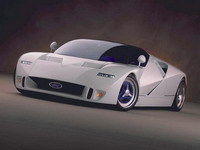 Les monstres routiers (partie 12): Ford GT90.