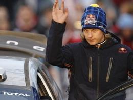 Räikkönen proche de Citroën