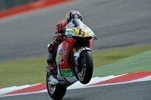 Moto GP - Grande Bretagne J.1: Une prestation décevante pour Stefan Bradl