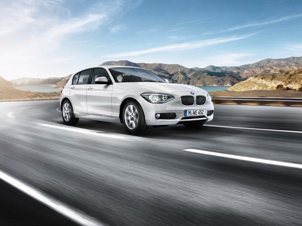 Les nouvelles motorisations de la BMW Série 1 : 125i, 125d et 116d EfficientDynamics Edition au programme