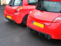 Transformez votre Megane RS en Clio RS !!