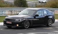 Futur Subaru Coupé : finalement ce sera plutôt comme ça !