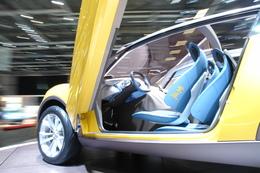 Direct Genève: Mazda Hakaze sans la bâche