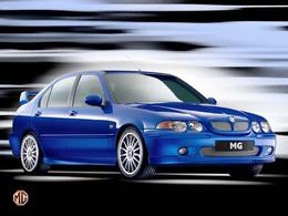 La p'tite sportive du lundi: MG ZS 180.