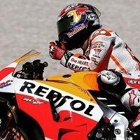 Moto GP – Grand Prix d'Italie: Marc Marquez essaie de calmer sa Honda