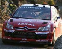 WRC: Monte Carlo D.3: Loeb à 2,79 kms de sa quatrième victoire