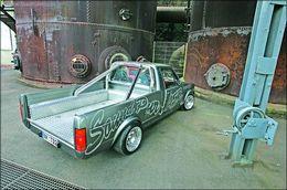 Caddy german look : bien mais pas top