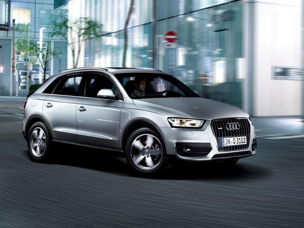 Audi apporte quelques nouveautés pour son Q3