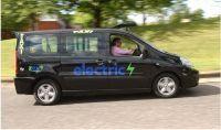 Salon de Londres : un taxi 100% électrique !