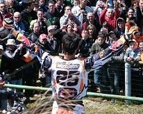 GP Ernée : 2ème manche MX 2, Musquin signe le doublé
