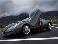 Spyker C12 Zagato : exclusive