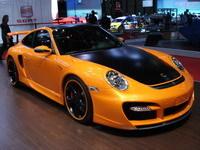 Techart GT Street S: La couleur, la puissance... mais sans le style.