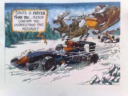 Red Bull Racing se paie la tête de la Scuderia Ferrari pour Noël
