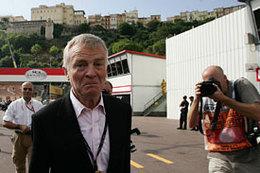 F1 Monaco : Mosley en catimini