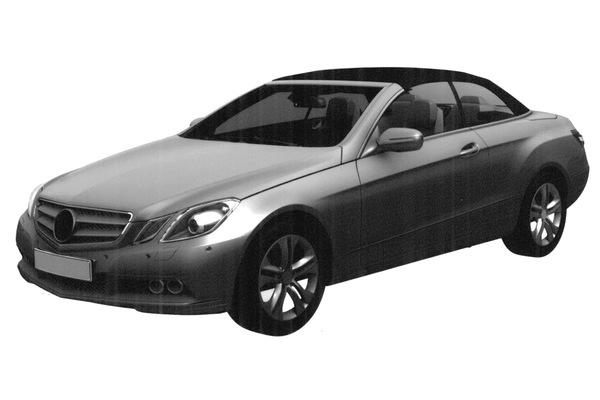 Futur Mercedes Classe E Cabriolet : c'est lui