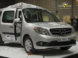 Mercedes rappelle 3500 Citan