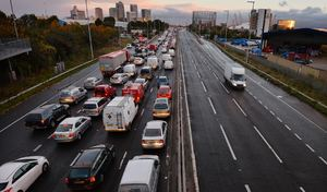 80millions de voitures en moins en Europe d'ici 2030