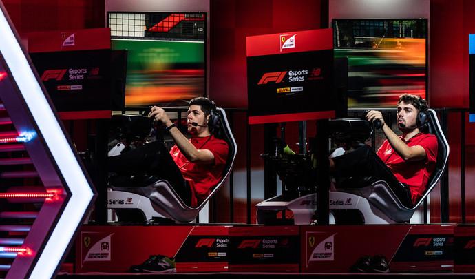 E-sport : faites-vous repérer par Ferrari et intégrez le programme de course officiel