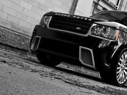 Project Kahn Range Rover RS500 Cosworth: avec un V8 diesel