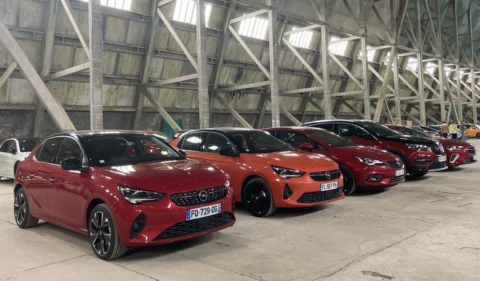 Salon de l'auto Caradisiac - Le stand Opel : retour de flamme