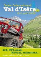 Le Salon International de Val d'Isère, dédié au 4X4, prône la mobilité durable...