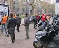 Salon du scooter de Paris: la seconde édition a rempli ses objectifs.