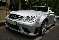 Photos du jour : Mercedes CLK 63 AMG Black Series
