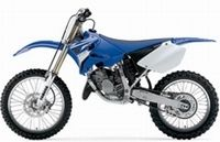 Nouveauté Moto Cross 2008 : Yamaha YZ 125