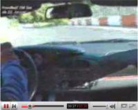 Vidéo: 911 Techart dans les rails du Nurburg'