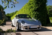 Photos du jour : Porsche 993 Turbo