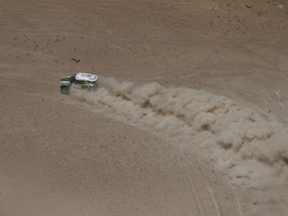 Dakar 2012 - Etape 11 : Peterhansel s'envole