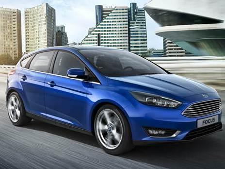 La Ford Focus restylée disponible à partir de 18 400 euros