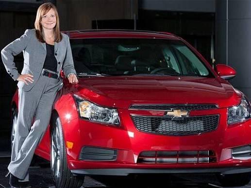 Voiture autonome: la General Motors ne perd pas les pédales